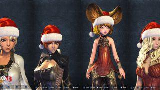 Скриншот или фото к игре Blade and Soul из публикации: Предновогодний стрим по Blade and Soul и море скидок