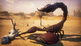 Скриншот или фото к игре Conan Exiles из публикации: Существа Conan Exiles