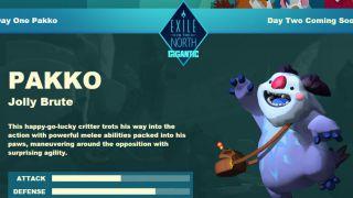 Скриншот или фото к игре Gigantic из публикации: В Gigantic вместе с новым обновлением добавят героя Pakko