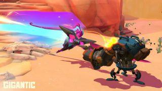 Скриншот или фото к игре Gigantic из публикации: Второе крупное обновление для Gigantic выйдет 23 февраля