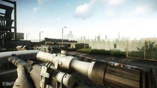 Скриншот или фото к игре Escape from Tarkov из публикации: В Escape From Tarkov расширили зону «Таможня»