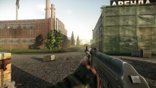 В Escape From Tarkov расширили зону «Таможня»