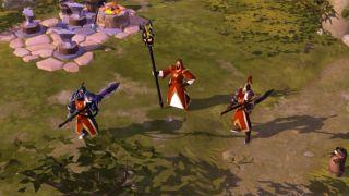 Скриншот или фото к игре Albion Online из публикации: Экспедиции в Albion Online