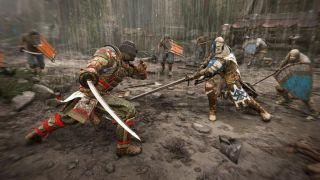 Скриншот или фото к игре For Honor из публикации: Стала доступна предзагрузка For Honor
