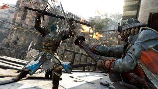 Скриншот или фото к игре For Honor из публикации: Серверы For Honor не выдерживают игроков с ОБТ