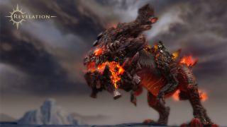 Скриншот или фото к игре Revelation из публикации: Вышло крупное обновление «Зов драконов» для Revelation