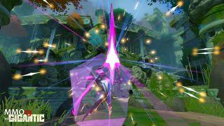 Скриншот или фото к игре Gigantic из публикации: Вышло крупное обновление Eternal Dawn для Gigantic