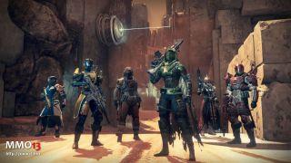 Скриншот или фото к игре Destiny 2 из публикации: Игроки смогут перенести своих персонажей в Destiny 2