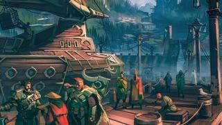 Скриншот или фото к игре Dauntless из публикации: Разработчики Dauntless рассказали о гильдиях