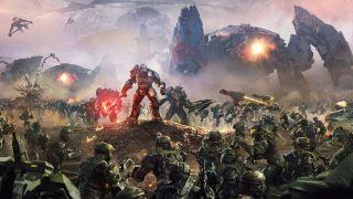 Скриншот или фото к игре Halo Wars 2 из публикации: Стала доступна бесплатная демо-версия Halo Wars 2