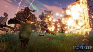 Бывшие разработчики World of Warcraft анонсировали кооперативный сурвайвал Rend