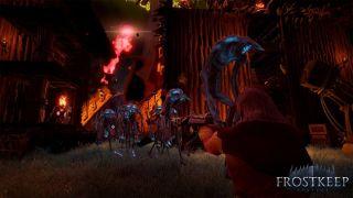 Скриншот или фото к игре Rend из публикации: Бывшие разработчики World of Warcraft анонсировали кооперативный сурвайвал Rend