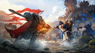 Скриншот или фото к игре Albion Online из публикации: Разработчики Albion Online ответили на вопросы игроков