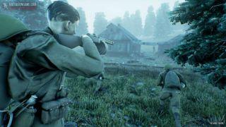 Скриншот или фото к игре Battalion 1944 из публикации: Battalion 1944 покажут на выставке EGX Rezzed