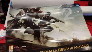 Скриншот или фото к игре Destiny 2 из публикации: В сети появился постер Destiny 2 с датой выхода