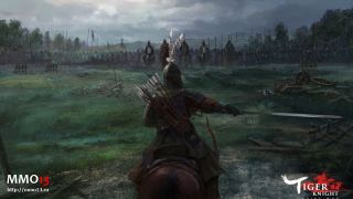 Скриншот или фото к игре Tiger Knight из публикации: В Tiger Knight: Empire War появились рейтинговые игры