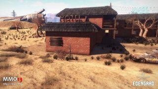 Скриншот или фото к игре Edengrad из публикации: Edengrad вышла в Раннем доступе Steam