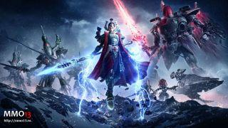 Скриншот или фото к игре Warhammer 40,000: Dawn of War 3 из публикации: ОБТ мультиплеера Warhammer 40,000: Dawn of War III начнется 21 апреля
