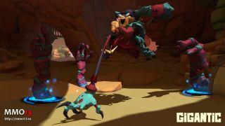 Скриншот или фото к игре Gigantic из публикации: На этой неделе выйдет последнее обновление для ОБТ Gigantic