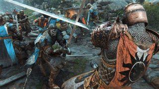 Скриншот или фото к игре For Honor из публикации: Ubisoft собирается серьёзно поработать над багами и балансом в For Honor