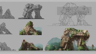 Скриншот или фото к игре Dark and Light из публикации: Создание мира Dark And Light