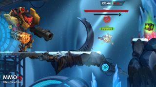 Скриншот или фото к игре ONRAID из публикации: Состоялся релиз 2D-шутера Onraid