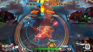 Скриншот или фото к игре Games of Glory из публикации: ОБТ Games of Glory начнется 25 апреля