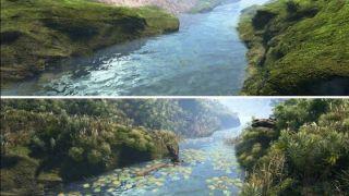 Скриншот или фото к игре Dark and Light из публикации: Детализированные пейзажи Dark and Light