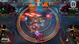 Скриншот или фото к игре Games of Glory из публикации: Началось ОБТ Games of Glory на PC и PS4