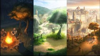 Скриншот или фото к игре Ashes of Creation из публикации: Геймплей с пре-альфы Ashes of Creation, детали тестирований и много новой информации