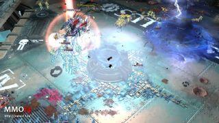Скриншот или фото к игре Warhammer 40,000: Dawn of War 3 из публикации: Не только за Императора. Обзор игры Warhammer 40.000: Dawn of War 3