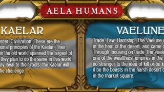 Скриншот или фото к игре Ashes of Creation из публикации: Ashes of Creation: расы и классы, мир и последствия