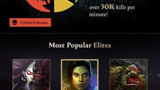 Скриншот или фото к игре Warhammer 40,000: Dawn of War 3 из публикации: Инфографика первой недели Warhammer 40.000: Dawn of War 3