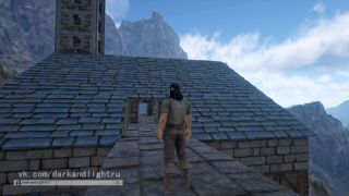 Скриншот или фото к игре Dark and Light из публикации: Постройка дома в Dark and Light