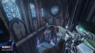 Скриншот или фото к игре Quake Champions из публикации: Открытое бета-тестирование Quake Champions начнется 12 мая