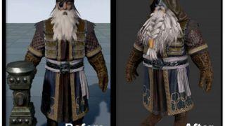 Скриншот или фото к игре Dark and Light из публикации: Прогресс моделей и графики в Dark And Light