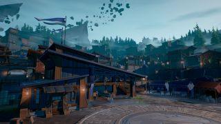 Скриншот или фото к игре Dauntless из публикации: Ramsgate — бастион и главный город в Dauntless