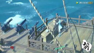 Скриншот или фото к игре Moonlight Blade из публикации: Moonlight Blade получит морской контент и новый класс в июле