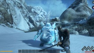 Скриншот или фото к игре Dark and Light из публикации: Элементали в Dark and Light: часть II