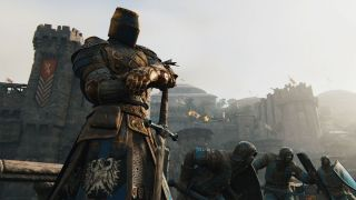 Скриншот или фото к игре For Honor из публикации: Из PC-версии For Honor ушли 95% игроков
