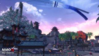 Скриншот или фото к игре Blade and Soul из публикации: Локализаторы Blade and Soul рассказали про локации из обновления «Небесный город»