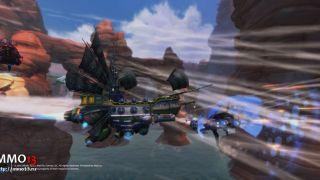 Скриншот или фото к игре Пираты: Штурм небес из публикации: В «Пиратах: Штурм небес» объединили серверы