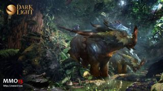 Скриншот или фото к игре Dark and Light из публикации: Началось ЗБТ Dark and Light