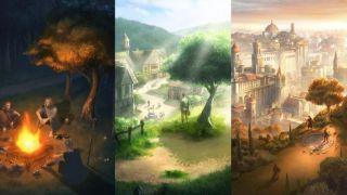 Скриншот или фото к игре Ashes of Creation из публикации: Ashes of Creation: интервью с Джеффри Бардом