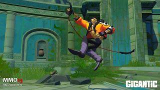 Скриншот или фото к игре Gigantic из публикации: Состоялся релиз Gigantic