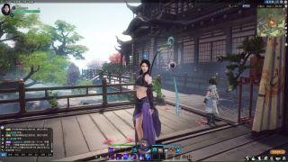 Скриншоты MMORPG Justice с первого ЗБТ