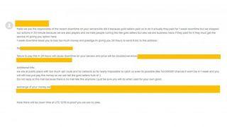 Скриншот или фото к игре Albion Online из публикации: Albion Online: как разработчики пытались захватить источник дохода голдселлеров, но не получилось
