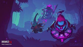 Скриншот или фото к игре Gigantic из публикации: В Gigantic добавили нового героя Ору