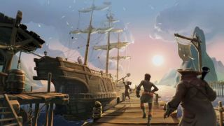 Скриншот или фото к игре Sea of Thieves из публикации: Sea of Thieves будет кросс-платформенной