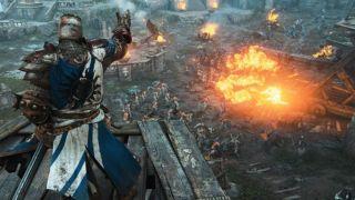 Скриншот или фото к игре For Honor из публикации: Взлёт и падение For Honor: часть I